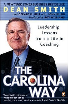Dean Smith: The Carolina Way
