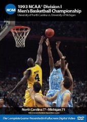 1993 NCAA Basketball Championship DVD