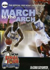 2005 NCAA Basketball Championship DVD
