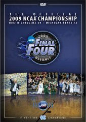 2009 NCAA Basketball Championship DVD
