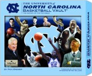 Rick Brewer: UNC Basketball Vault